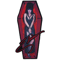 Elvira My Coffin Patch by Kreepsville 666 (ep380)