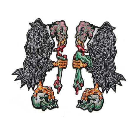 Vulture Patch Pair by Kreepsville 666 (ep350)
