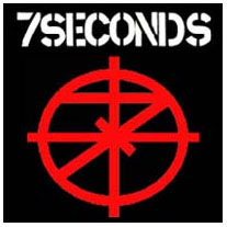 7 Seconds- Scope back patch (bp424)