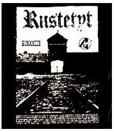 Riistetyt- War Against back patch (bp670)