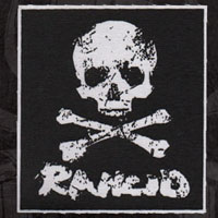 Rancid- D-Skull cloth patch (cp269)