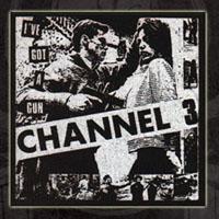 Channel 3- I've Got A Gun cloth patch (cp304)