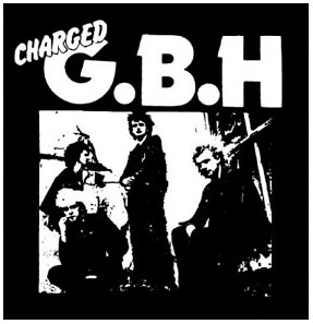 GBH- Band Pic cloth patch (cp321)