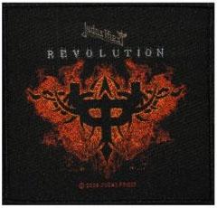 Judas Priest- Revolution Woven Patch (EP520)