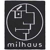 Milhaus Embroidered Patch by Thrillhaus (ep462)