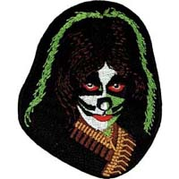 Kiss- Peter Chris embroidered patch (EP519)