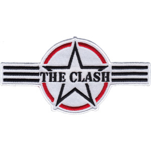 Clash- AF Logo embroidered patch (ep42)