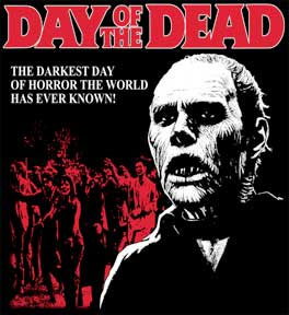 Day Of The Dead- Darkest Day Of Horror embroidered patch (ep211)