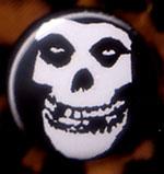 Skull (White) pin (pinZ164)