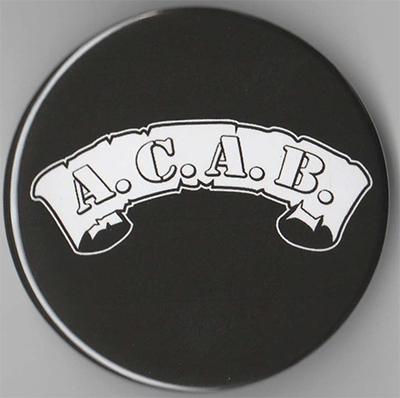 A.C.A.B. pin