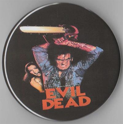 Evil Dead- Ash pin