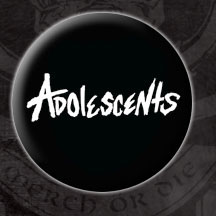 Adolescents- Brats Logo pin (pinX3)