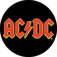 AC/DC- Logo pin (pinX126)