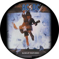 AC/DC- Blow Up Your Video pin (pinX119)