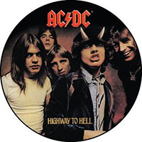 AC/DC- Highway To Hell pin (pinX125)