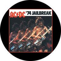 AC/DC- '74 Jailbreak pin (pinX116)