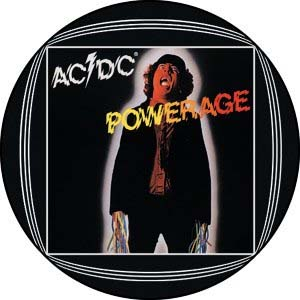 AC/DC- Powerage pin (pinX127)