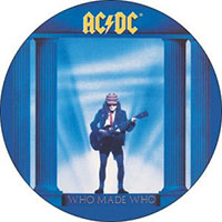 AC/DC- Who Made Who pin (pinX128)