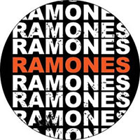 Ramones- Repeating Logo pin (pinX201)