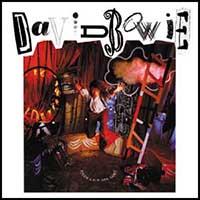 David Bowie- Let Me Down square pin (pinX172)