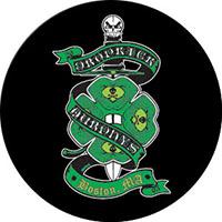 Dropkick Murphys- Dagger pin (pinX207)
