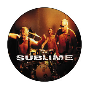 Sublime- Live Pic pin (pinX268)