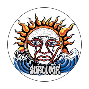 Sublime- Weeping Sun pin (pinX213)