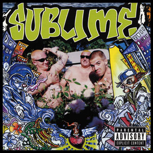 Sublime- Album Cover Square pin (pinX236)