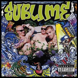Sublime- Album Cover Square pin (pinX236)