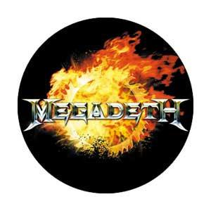 Megadeth- Saw pin (pinX252)