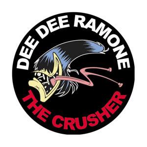 Dee Dee Ramone- The Crusher pin (pinX201)