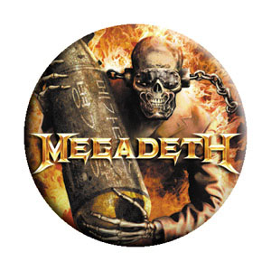 Megadeth- Arsenal pin (pinX243)