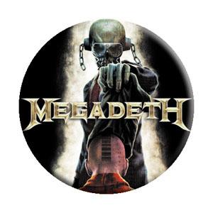 Megadeth- Endgame pin (pinX245)