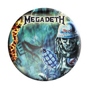 Megadeth- Grenade pin (pinX247)