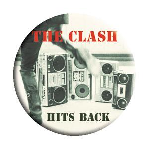 Clash- Hits Back pin (pinX159)