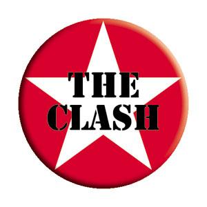 Clash- Star Logo pin (pinX164)