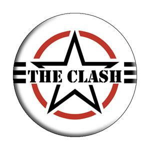 Clash- AF Logo pin (pinX156)