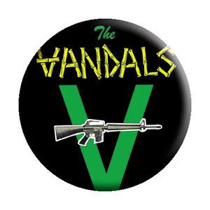 Vandals- Gun pin (pinX198)