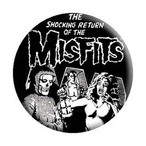 Misfits- The Shocking Return Of pin (pinX275)