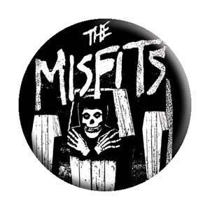 Misfits- Coffins pin (pinX261)