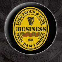 Business- Guinness Logo pin (pinX11)