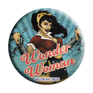 DC Comics- Wonder Woman, Amazonians Unite pin (pinX192)