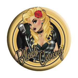 DC Comics- Black Canary pin (pinX180)