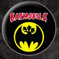Batmobile- Batmosignal pin (pinX9)