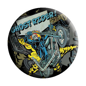 Marvel Comics- Ghost Rider pin (pinX241)