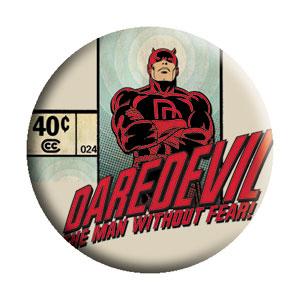 Marvel Comics- Classic Daredevil pin (pinX239)