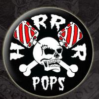 Horrorpops- Skull pin (pinX38)