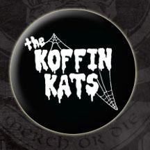 Koffin Kats- Web Logo pin (pinX45)