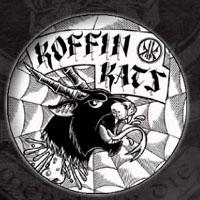 Koffin Kats- Goat Kat pin (pinX43)