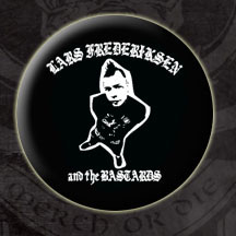 Lars Frederiksen & The Bastards- Album 1 pin (pinX46)